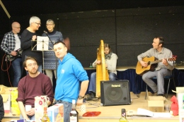 Ceilidh sessions