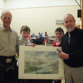 Picture auction