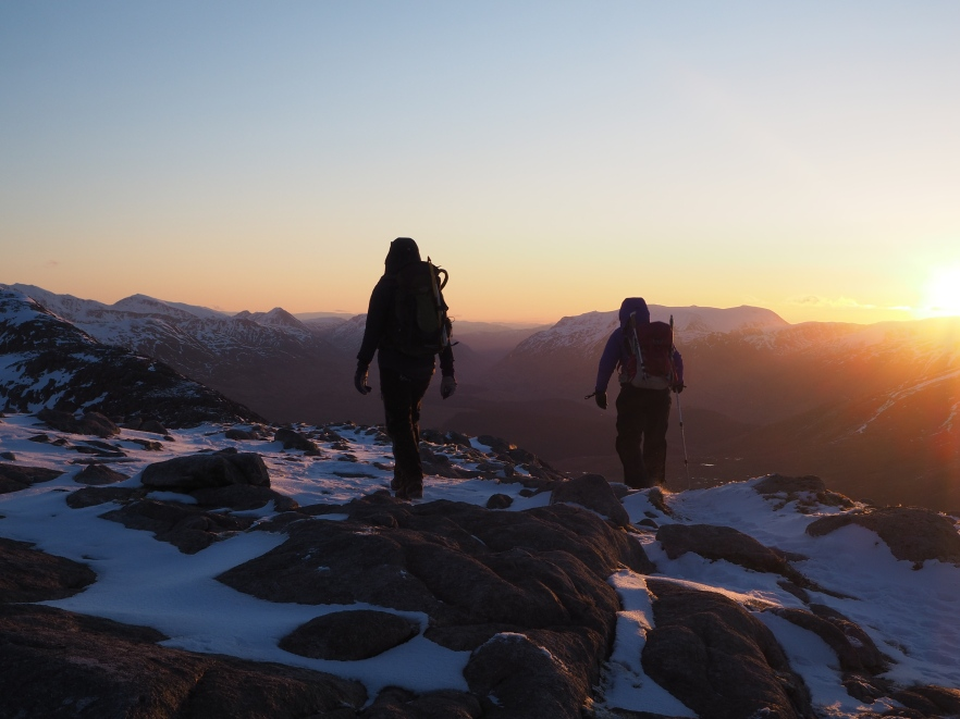Sunrise on Beinn Sgulaird.jpg